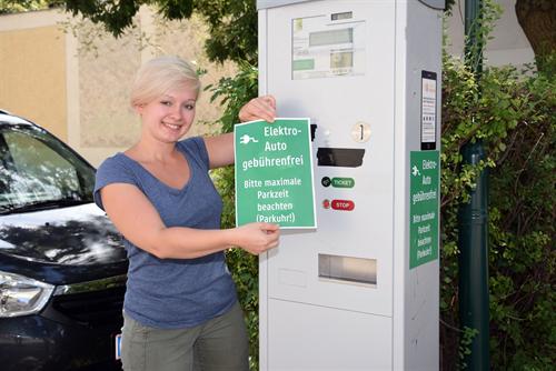 Gratis Parken Für E Autos Stadtgemeinde Mödling Online Ihr